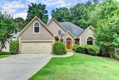 Johns Creek Single Family Home For Sale: 1030 Brookstead Chase