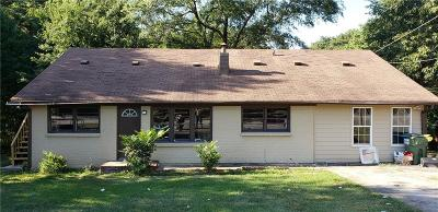 Mableton Single Family Home For Sale: 470 S Gordon Road SW