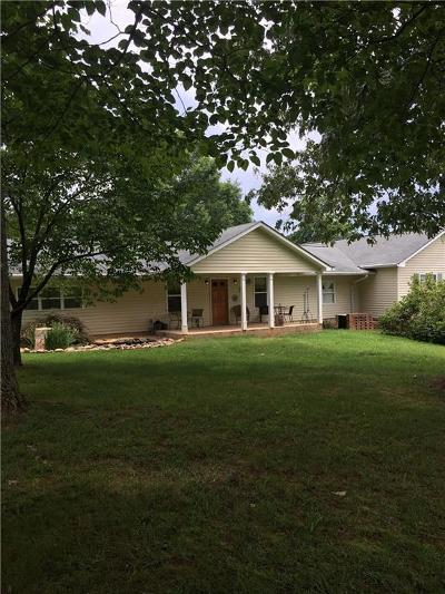 Carroll County, Coweta County, Douglas County, Haralson County, Heard County, Paulding County Single Family Home For Sale: 7232 Cantrell Road