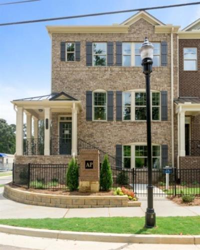 Atlanta Condo/Townhouse For Sale: 1950 Bainbridge Lane
