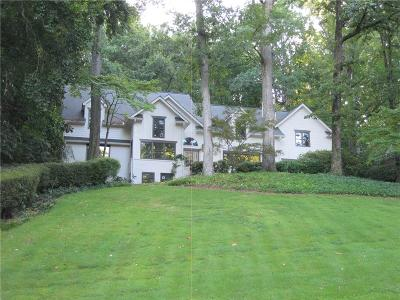 Alpharetta, Atlanta, Duluth, Dunwoody, Roswell, Sandy Springs, Suwanee, Norcross Single Family Home For Sale: 3005 Argonne Drive NW