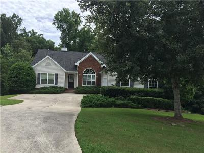 Gainesville Single Family Home For Sale: 4169 Deer Springs Way