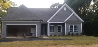 Dawson County Single Family Home For Sale: 1024 War Hill Park Road