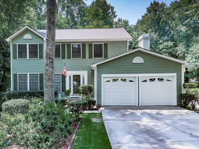 Woodstock Single Family Home For Sale: 4016 Watkins Glen Drive