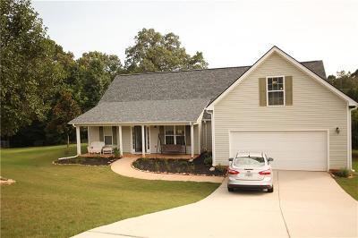 Monroe Single Family Home For Sale: 825 Good Hope Trail