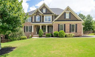 Acworth GA Single Family Home For Sale: $525,000