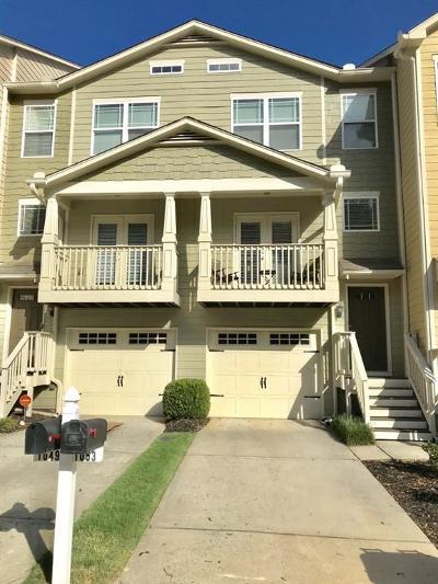 Atlanta Condo/Townhouse For Sale: 1053 Liberty Parkway #304