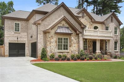 Alpharetta, Atlanta, Duluth, Dunwoody, Roswell, Sandy Springs, Suwanee, Norcross Single Family Home For Sale: 6552 Long Acres Drive