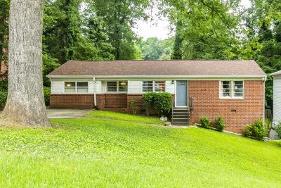 Atlanta Single Family Home For Sale: 1436 Stephens Drive