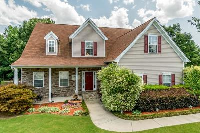 Flowery Branch Single Family Home For Sale: 6537 Boulder Crest Court
