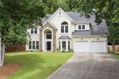 Johns Creek GA Single Family Home For Sale: $435,000
