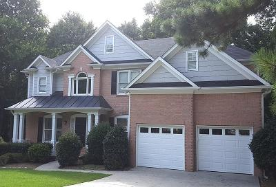 Suwanee Single Family Home For Sale: 10990 Regal Forest Drive