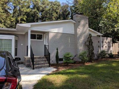 Atlanta Single Family Home For Sale: 2264 Country Club Drive SW