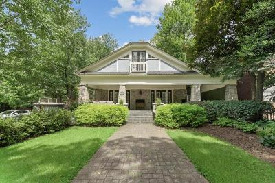 Alpharetta, Atlanta, Duluth, Dunwoody, Roswell, Sandy Springs, Suwanee, Norcross Single Family Home For Sale: 811 Penn Avenue NE
