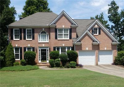Marietta Single Family Home For Sale: 1393 Crown Terrace