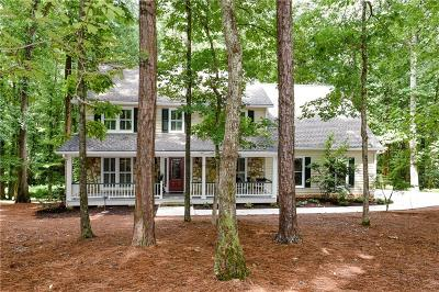 Marietta Single Family Home For Sale: 4897 Township Trace