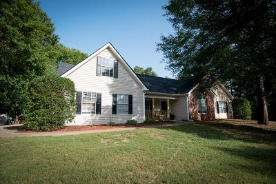 Newton County Single Family Home For Sale: 300 Alcovy Circle