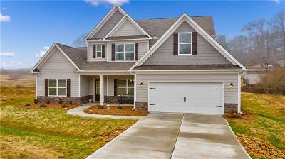 Monroe Single Family Home For Sale: 1229 Chapman Grove Lane