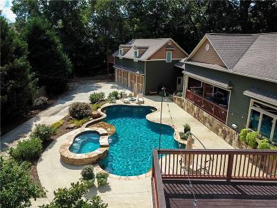 Smyrna Single Family Home For Sale: 3948 Atlanta Road SE