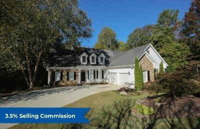 Lawrenceville Single Family Home For Sale: 1553 Gracebrook Drive