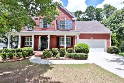 Grayson Single Family Home For Sale: 1005 Pebble Bend Drive