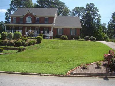 Snellville Single Family Home For Sale: 4694 Riveredge Cove