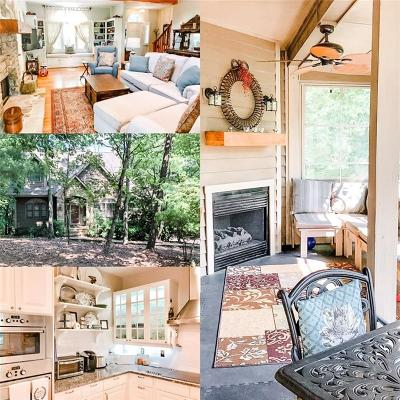 Pickens County Single Family Home For Sale: 106 McElroy Mountain Drive