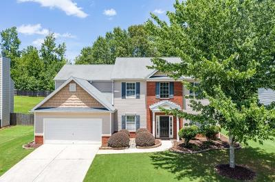 Villa Rica Single Family Home For Sale: 827 N Bay Overlook