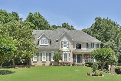 Grayson Single Family Home For Sale: 1491 Annapolis Way