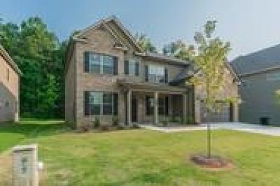 Holly Springs Single Family Home For Sale: 354 Hillgrove Drive