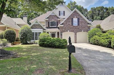 Marietta Single Family Home For Sale: 1217 Indian Hills Parkway