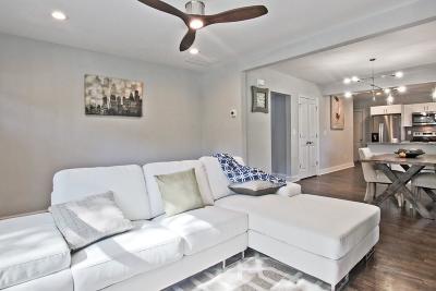 Atlanta Single Family Home For Sale: 1629 Athens Avenue SW