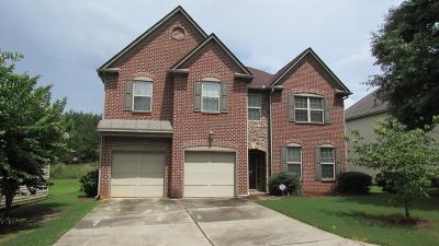 Atlanta Single Family Home For Sale: 5619 Jamerson Drive