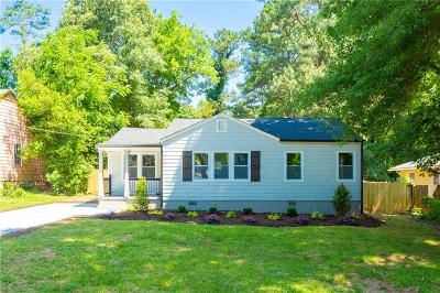Single Family Home For Sale: 3426 Glen Road