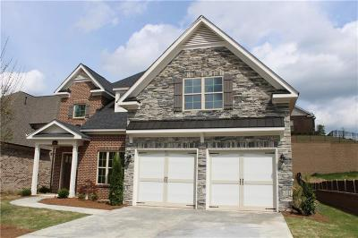 Suwanee Single Family Home For Sale: 5945 Overlook Club Circle