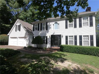 Snellville Single Family Home For Sale: 1251 Green Turf Drive