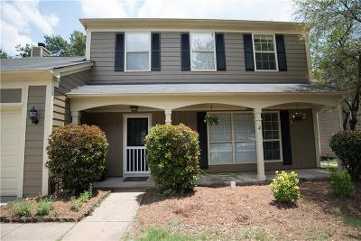 Alpharetta Single Family Home For Sale: 10745 Mortons Crossing