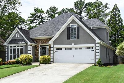 Roswell Single Family Home For Sale: 480 Shelli Lane
