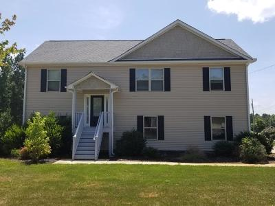 Rockmart Single Family Home For Sale: 19 White Creek Loop