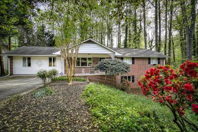 Decatur Single Family Home For Sale: 1552 Coolwater Court