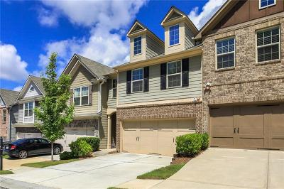 Norcross Condo/Townhouse For Sale: 6205 Story Circle