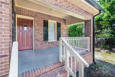 Marietta Single Family Home For Sale: 74 Park SE Street SE