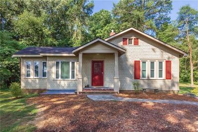 Atlanta Single Family Home For Sale: 1933 SW Harbin Road SW