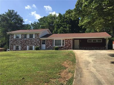 Clayton County Rental For Rent: 309 Timberland Trail