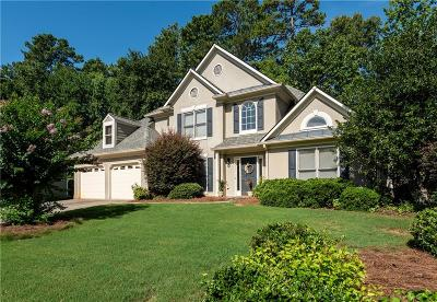Acworth GA Single Family Home For Sale: $325,000