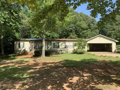 Loganville Single Family Home For Sale: 2989 Broadnax Drive