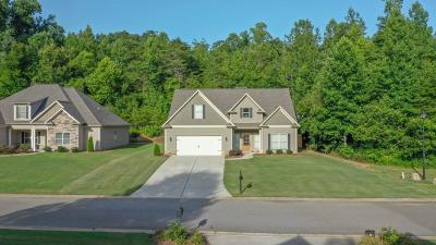 Gainesville Single Family Home For Sale: 5519 Checkered Spot Drive