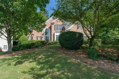 Suwanee Single Family Home For Sale: 5444 Culzean Way
