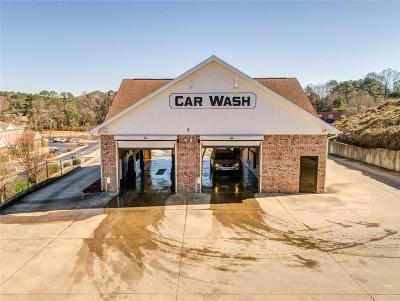 Pickens County Commercial For Sale: 76 Sammy McGhee Boulevard