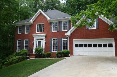 Lawrenceville Single Family Home For Sale: 788 Mill Bend Drive